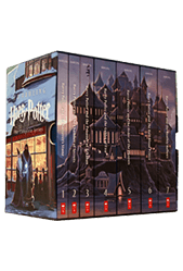 Harry Potter Series Paperback Boxed Set